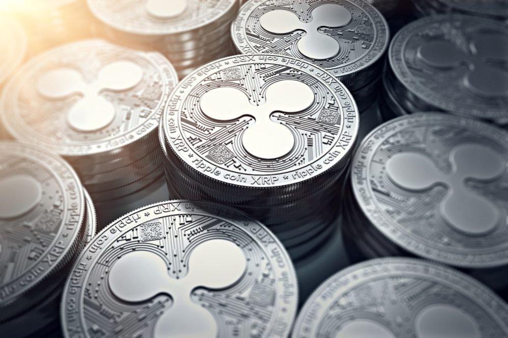 الريبل تقفز 77% وتصبح ثاني أكبر العملات الرقمية بعد البيتكوين