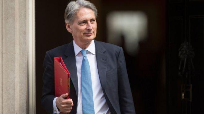 تصريحات هاموند عن مفاوضات البريكسيت