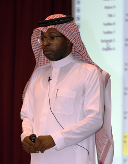 انضمام د. محمد الحريصي لإدارة المركز التدريبي