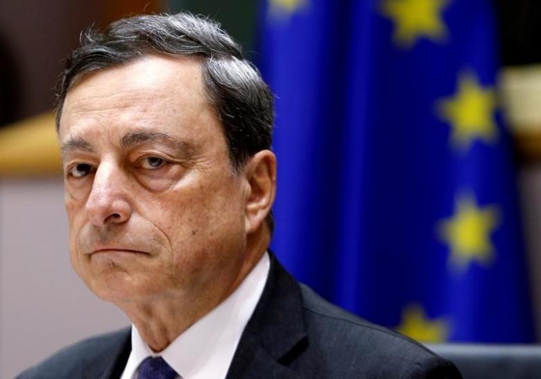 دراجي: يجب أن تكون البنوك المركزية بمنأى عن هيمنة التطورات المالية أو السياسية