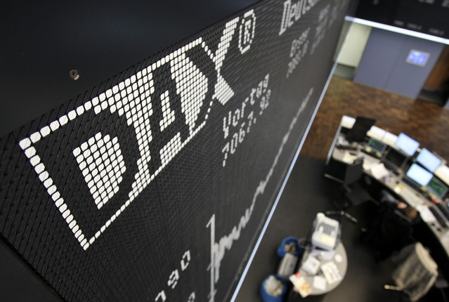 متابعة فنية للداكس DAX الألماني - وسيناريو موجي متوقع للحركة القادمة