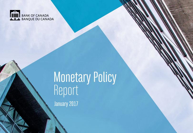أهم نقاط تقرير السياسة النقدية الصادر عن بنك كندا - 18 يناير