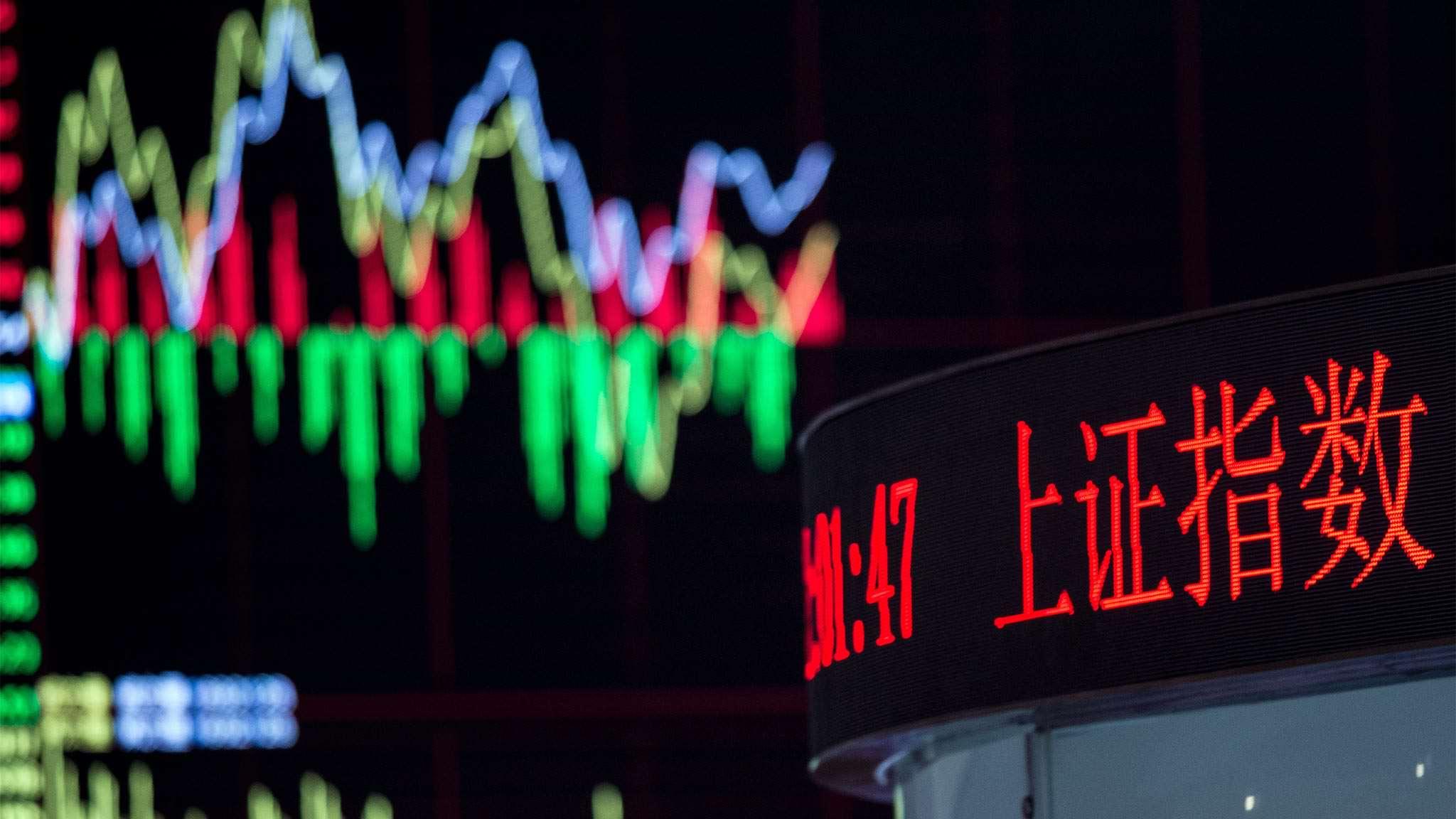 الخسائر تسيطر على الأسواق الصينية بعد ارتفاع المخاوف حول مستقبل الاستثمار