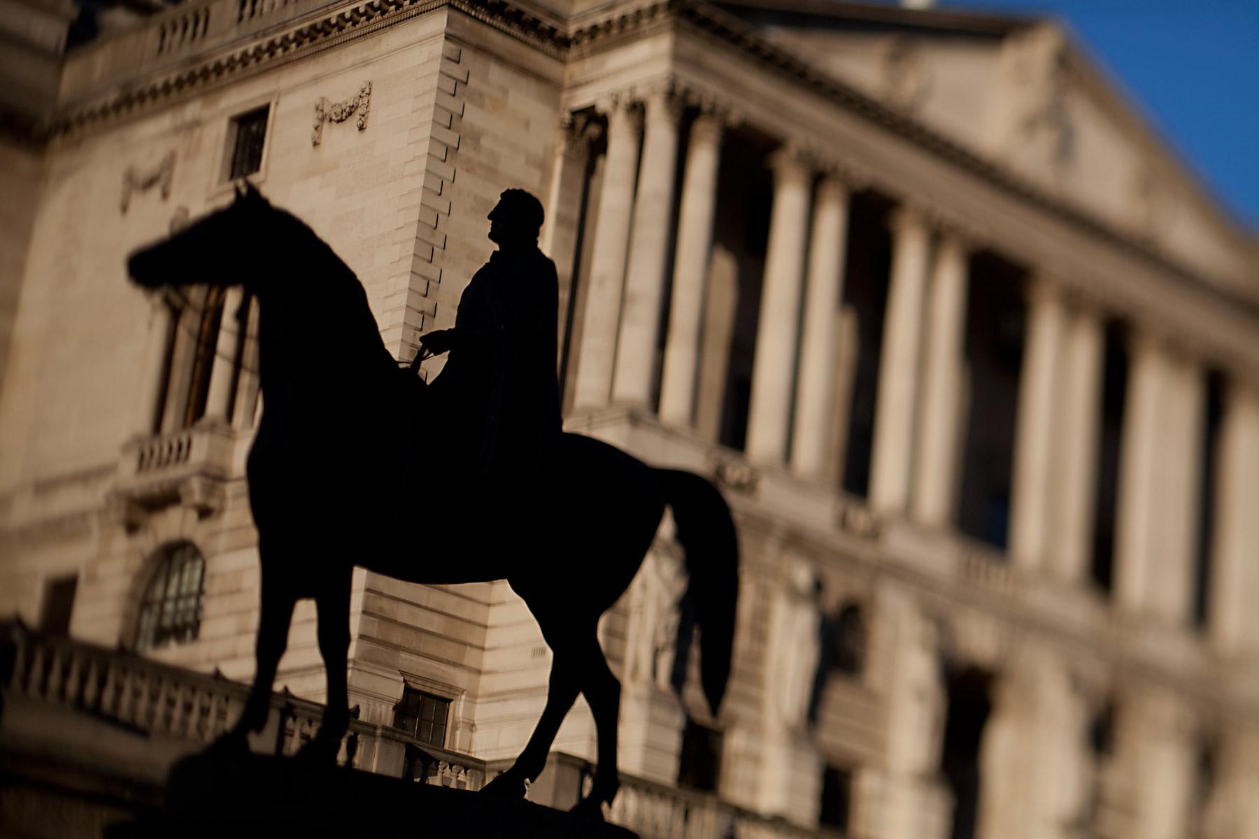 أهم نقاط مسح بنك إنجلترا للأوضاع الائتمانية
