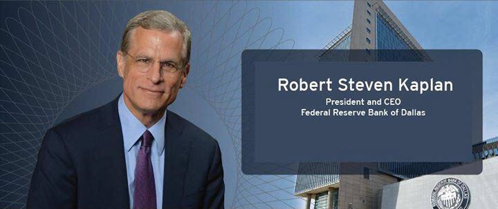 كابلان، عضو الفيدرالي الأمريكي: يجب على الفيدرالي الاستمرار في رفع الفائدة