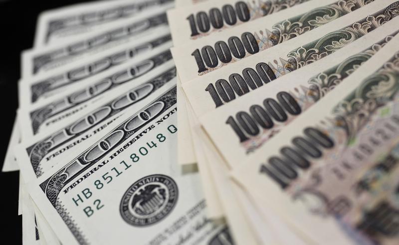 عوامل دعمت ارتفاعات الين الياباني أمام الدولار الأمريكي