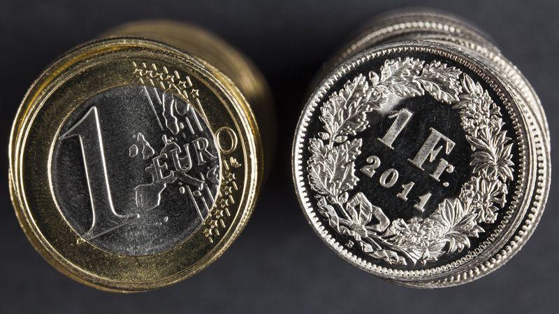 ING توصي بشراء اليورو فرنك استعداداًُ لاجتماع المركزي الأوروبي في يونيو