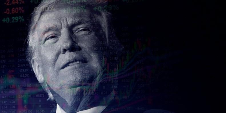 ترامب الأسوأ تأثيراً على الأسواق المالية بعد الأزمة العالمية وأحداث سبتمبر