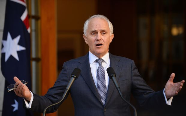 رئيس الوزراء الإسترالي يطالب البرلمان بالتعامل مع قضية مزدوجي الجنسية