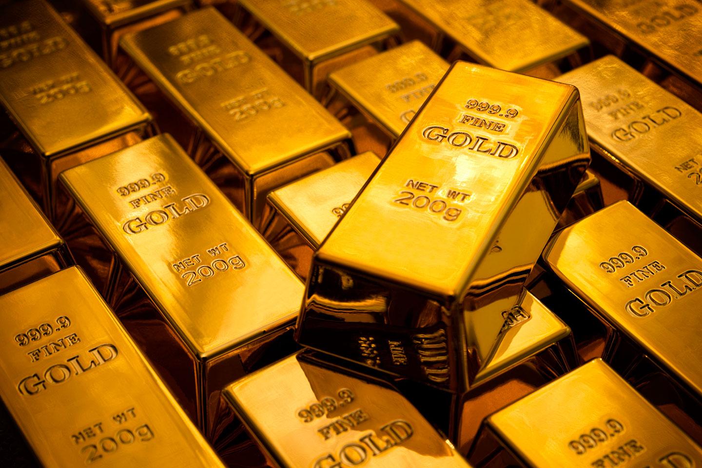 العقود الآجلة للذهب ارتفعت خلال الدورة الآسيوية