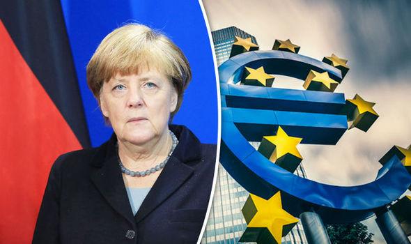 هل ستكبد التوترات السياسية في ألمانيا اليورو المزيد من الخسائر؟