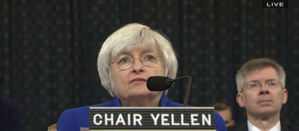 أهم تصريحات يلين خلال شهادتها أمام اللجنة الاقتصادية بالكونجرس