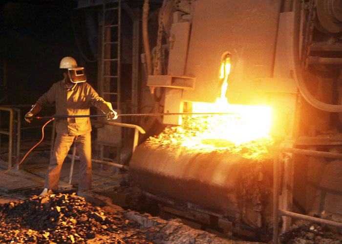 سعر خام الحديد يرتفع إلى أعلى مستوياته منذ 2014