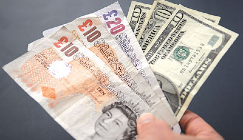 الاسترليني دولار يسجل بعض الارتفاعات بعد بيانات التضخم