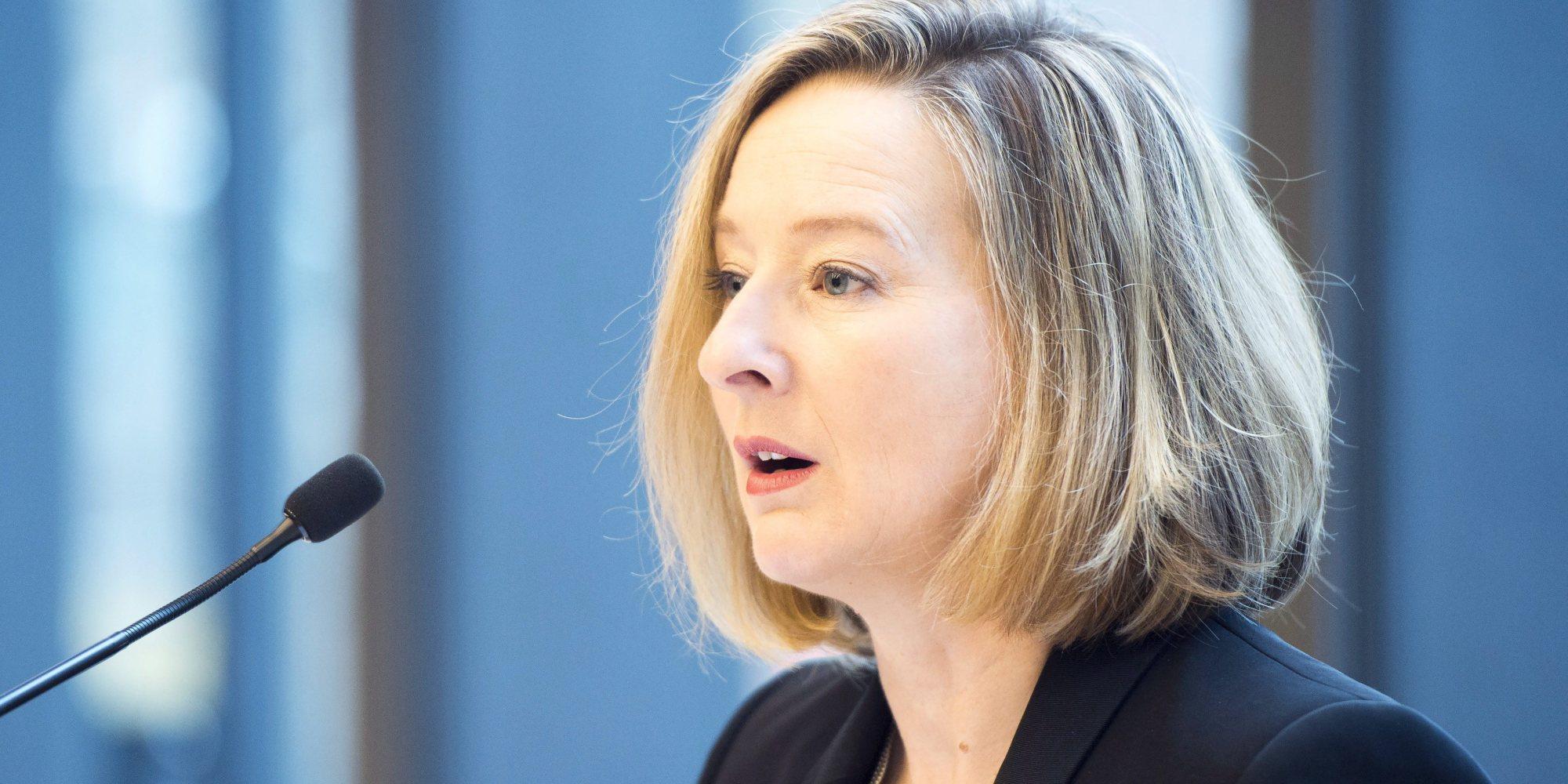 ويلكنز: الاقتصاد الكندي يتحسن بقوة