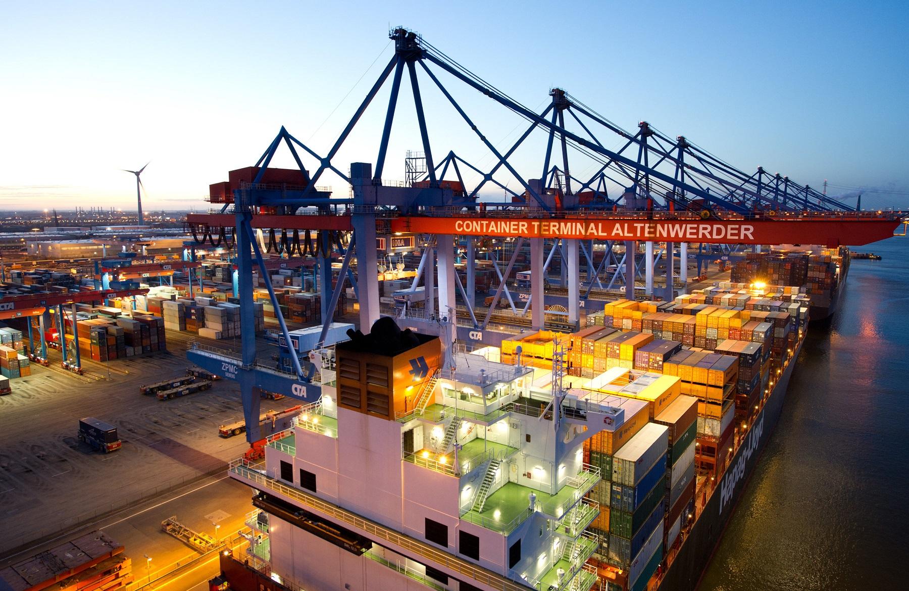 أنباء عن عقد مفاوضات تجارية بين الصين والولايات المتحدة