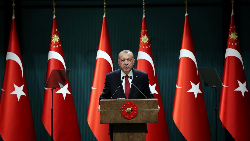 أردوغان: تركيا تواجه هجوم اقتصادي صريح