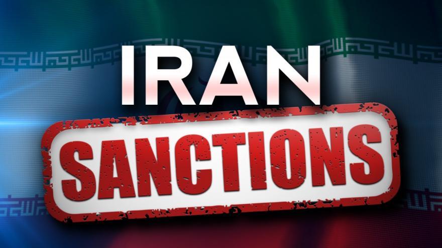 بدأ عقوبات الولايات المتحدة ضد إيران رسمياً