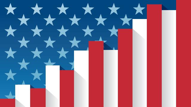 البنوك العالمية تخفض توقعات النمو الأمريكي للربع الأول