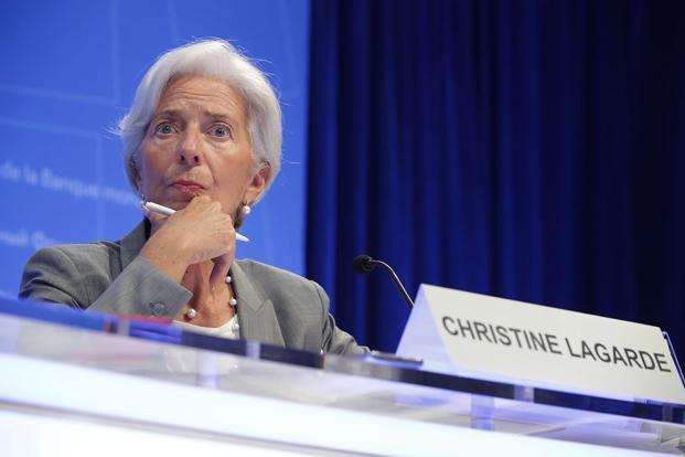 لاجارد: قيام الفيدرالي الأمريكي برفع الفائدة أمر ضروري