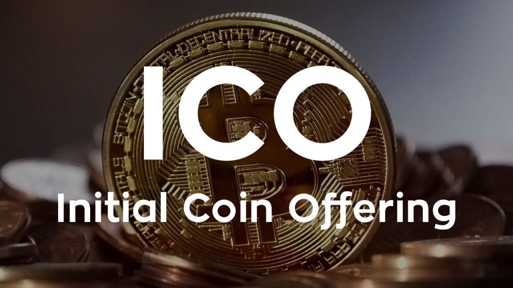 ICO لطرح الأولي للعملة Initial Coin Offering