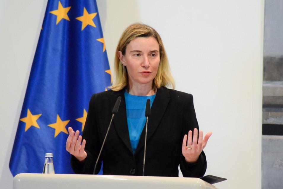 موجريني: تم الإتفاق على استئناف المحادثات من أجل إنقاذ الاتفاق النووي