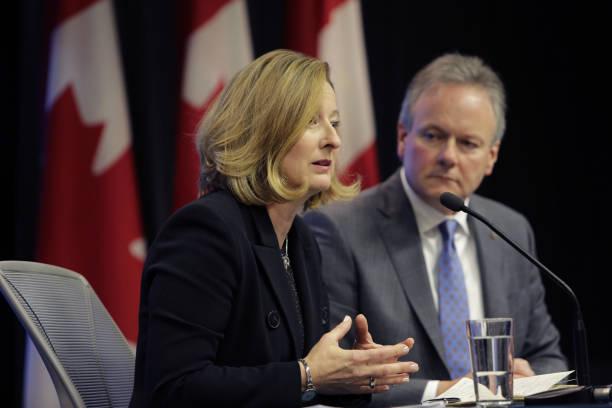 المؤتمر الصحفي لبنك كندا بعد قرار رفع الفائدة