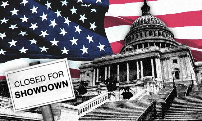 الإغلاق الحكومي يلوح في الآفق والدولار يستقر عند أدنى مستوياته منذ 3 سنوات