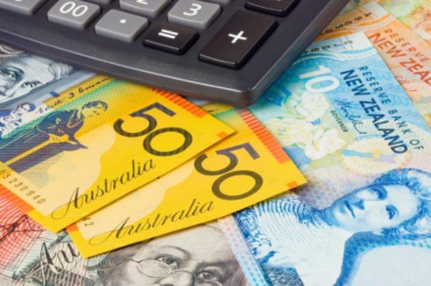 نظرة بيعية لزوج الاسترالي نيوزلندي من بنك NAB