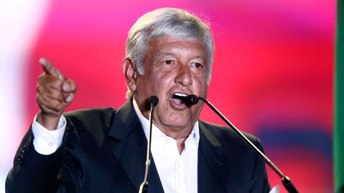 الرئيس المكسيكي: فريق مفاوضات اتفاقية النافتا سيظل كما هو