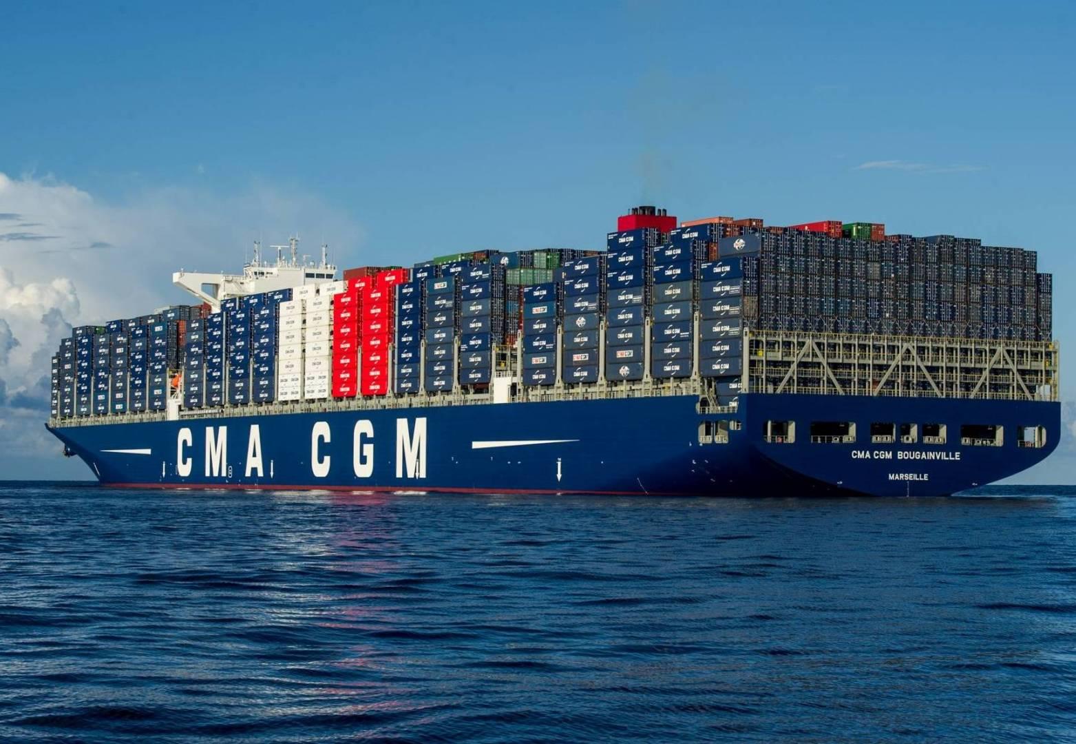 كبرى شركات الشحن البحري في العالم تنسحب من إيران