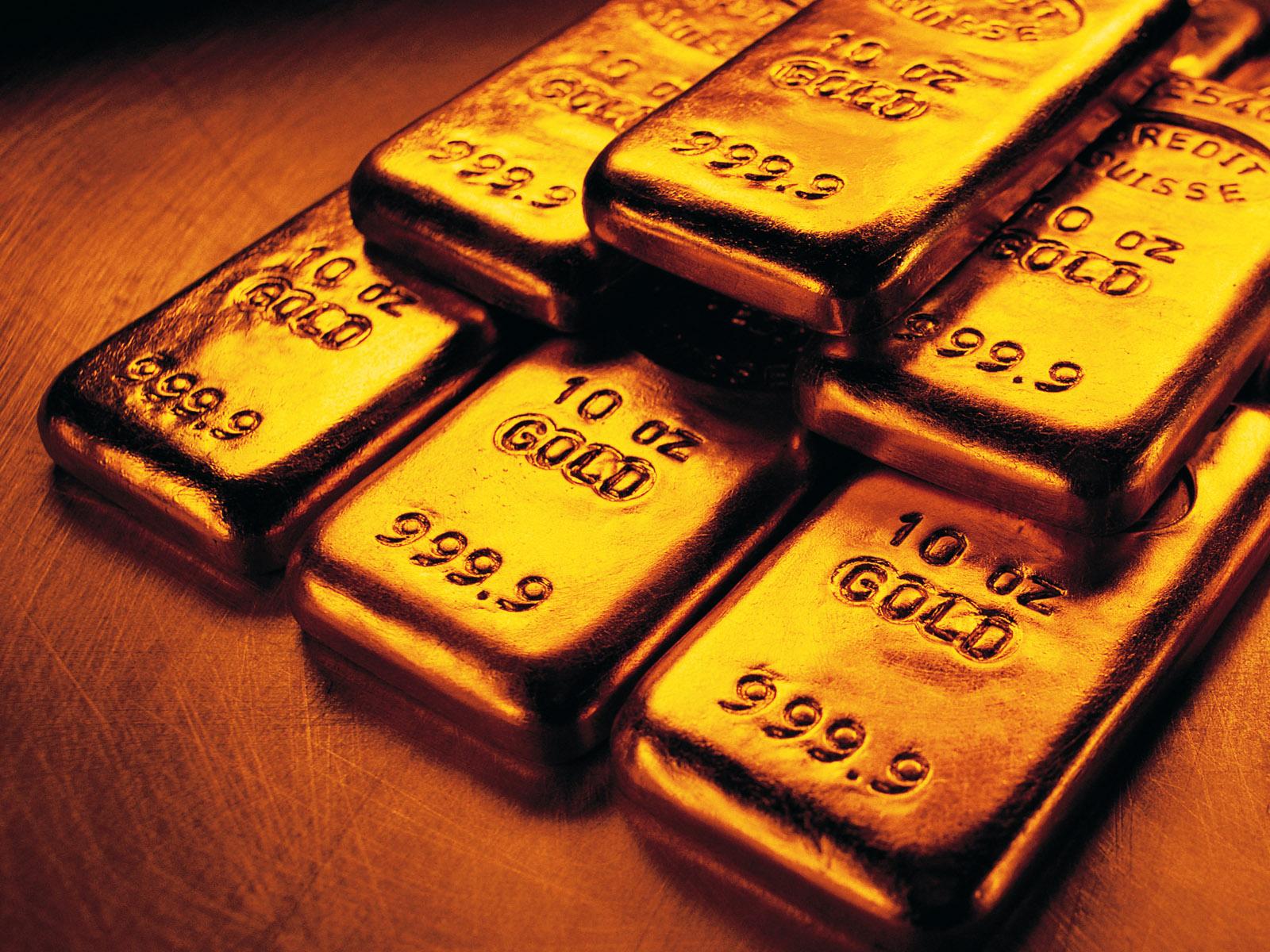 ارتفاع طفيف للذهب بالتزامن مع تراجع الدولار الأمريكي