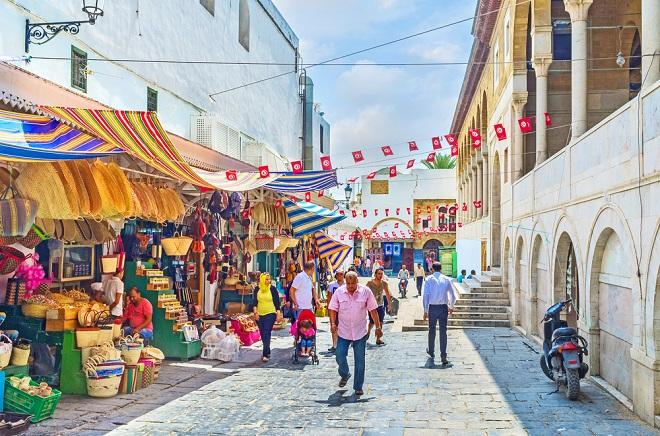 التضخم التونسي يرتفع إلى 7.8% خلال يونيو