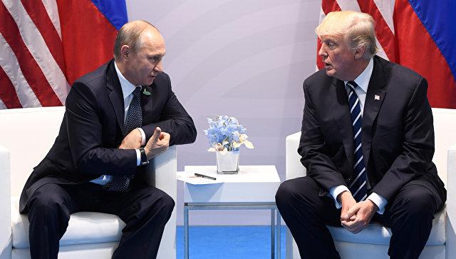 ترامب: علاقتنا مع روسيا لم تكن أسوأ مما هي عليه الآن