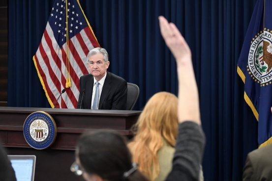 أهم تصريحات جيروم باول محافظ الفيدرالي الأمريكي خلال المؤتمر الصحفي - يونيو