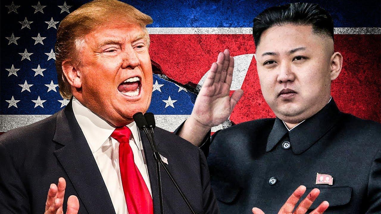 تصريحات الرئيس الأمريكي بشأن المحادثات النووية مع كوريا الشمالية