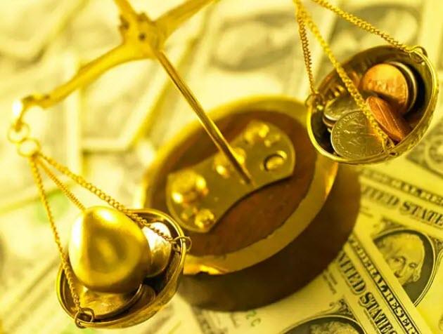 التقرير الأسبوعي: الذهب يستفيد من ضعف الدولار الأمريكي