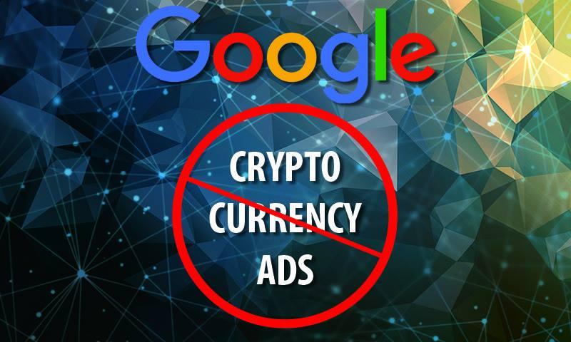 جوجل تحظر إعلانات العملات الرقمية بدءًا من يونيو المقبل