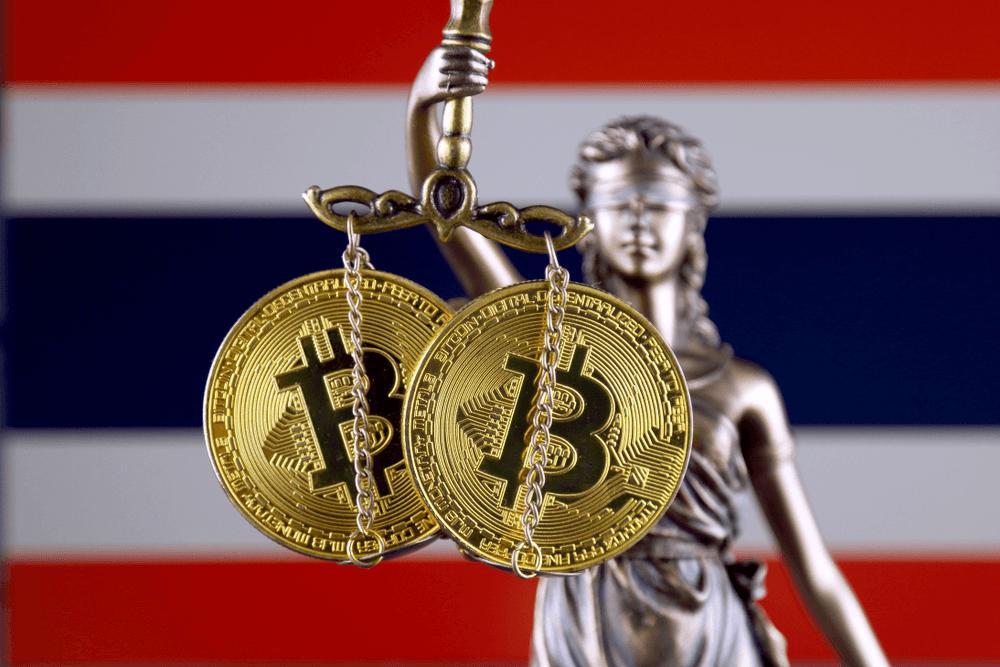 تايلند تصدر مسودة قانون لتنظيم تداول العملات الرقمية