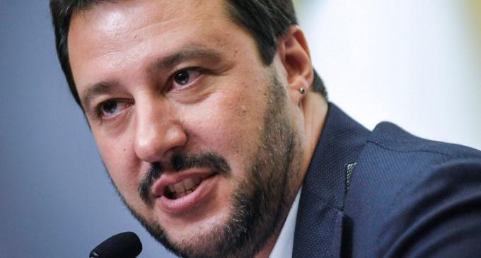 سالفيني: الحكومة الإيطالية ليست في خطر على الإطلاق