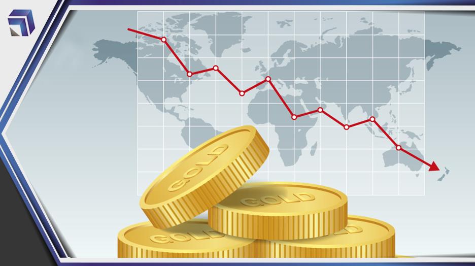 أسعار الذهب تنخفض وتتجه نحو أدنى مستوياتها منذ أسبوعين