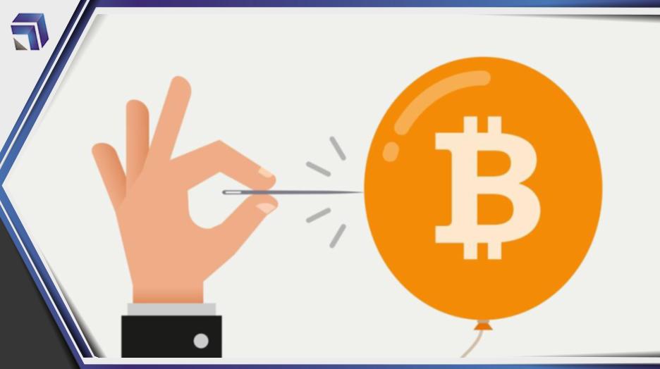 العملات الرقمية تهبط بشكل قوي والبيتكوين أدنى مستويات الـ 12000 دولار