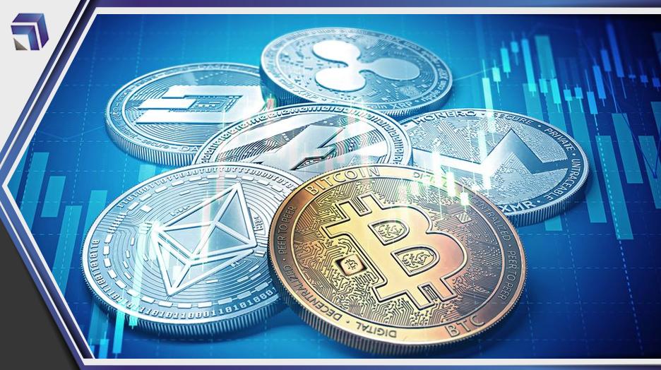 معظم العملات الرقمية تسجل ارتفاعات طفيفة مع تراجع أسواق الأسهم