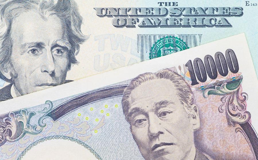 الدولار يسجل أعلى مستوياته في 4 شهور أمام الين الياباني