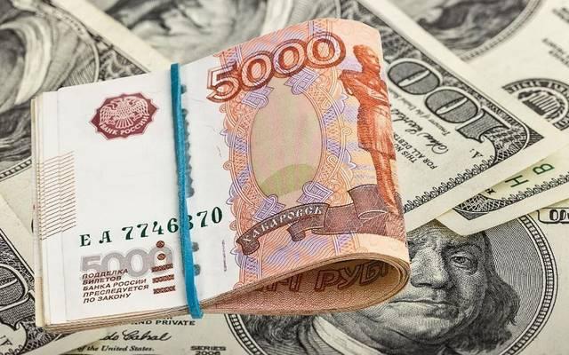 الروبل يرتفع بعد قرار المركزي الروسي برفع أسعار الفائدة