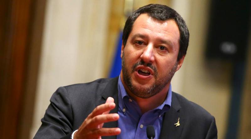 سالفيني: الحكومة الإيطالية مستعدة لتجاوز النسبة 3% في عجز الموازنة
