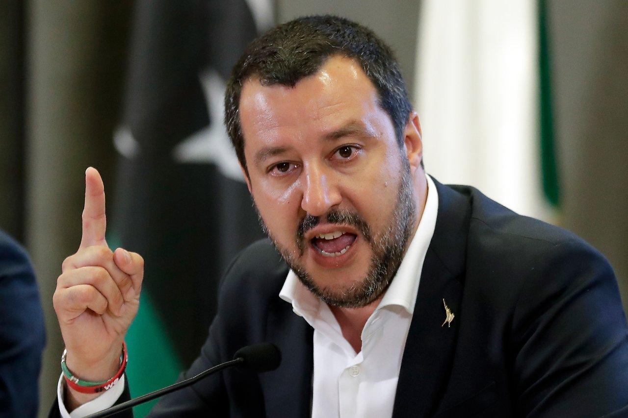 سالفيني: بنك إيطاليا يحتاج للمراقبة والإصلاح