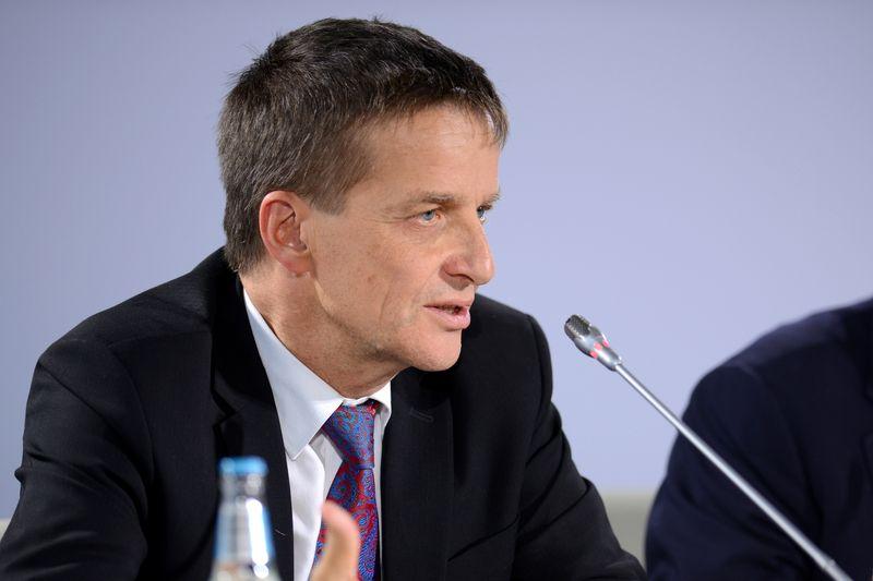 هانسون: لايوجد حاجة مُلحة لمناقشة مراجعة سياسة المركزي الأوروبي