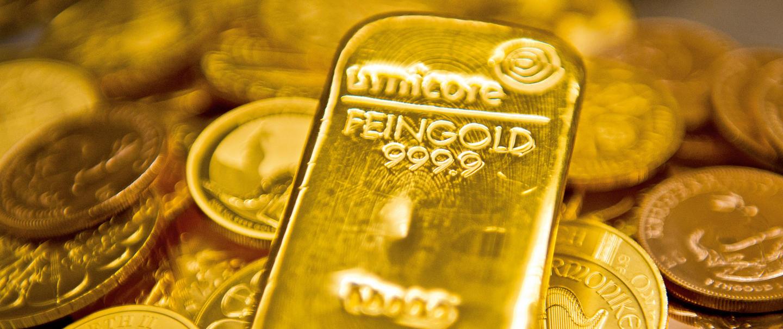 الذهب يتحرك في اتجاه عرضي ويترقب التطورات التجارية والاقتصادية