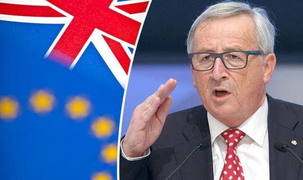 يونكر: خروج بريطانيا بدون اتفاق سيكون كارثة